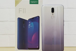 Review of Oppo F11 Jewelry White