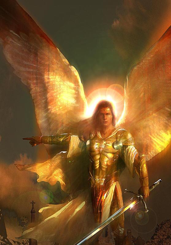 ángeles En El Corazón Guerreros De Luz