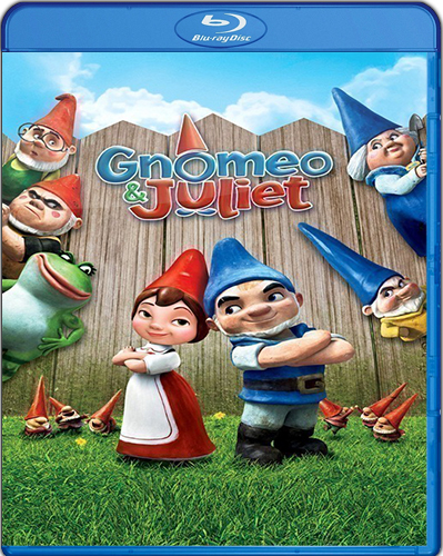 Gnomeo and Juliet [2011] [BD25] [Latino]