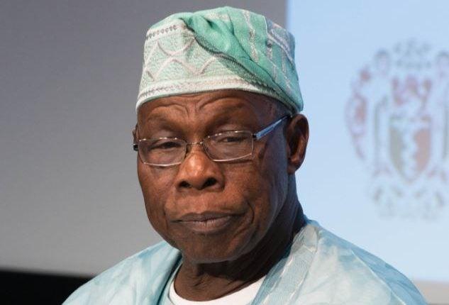 """Olusegun Obasanjo """"If Jesus Were In Nigeria Today, He Won't Keep Quiet""""."""