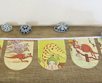 image domum vindemia bunting may gibbs gumnut babies party supplies first birthday nursery homewares decor