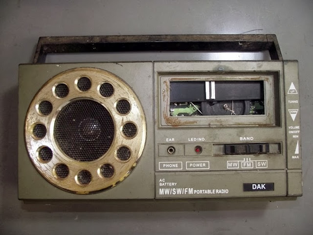 radio receiver DAK