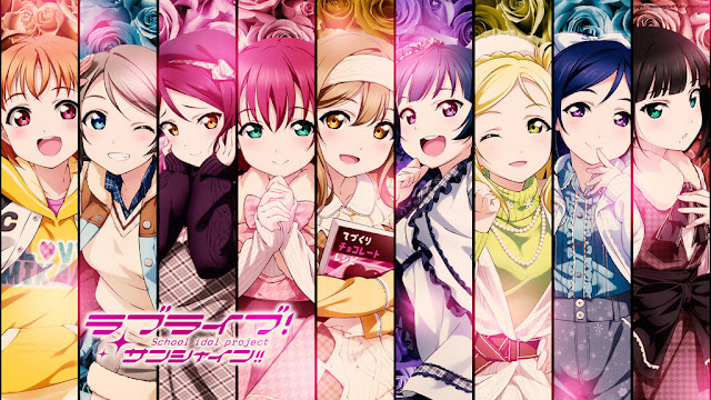 Love Live! School Idol Project: Sunshine!! Sub Indo : Episode 1-13 END | Anime Loker