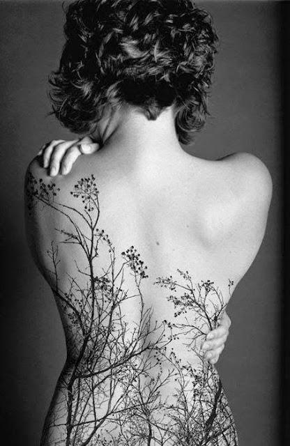 ♥ ♫ ♥ Dana Garden Design: voglia di tattoo...  ♥ ♫ ♥