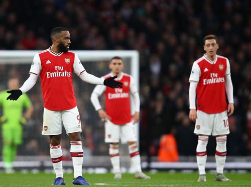 5 thất bại khiến Emery phải khăn gói rời Arsenal 1
