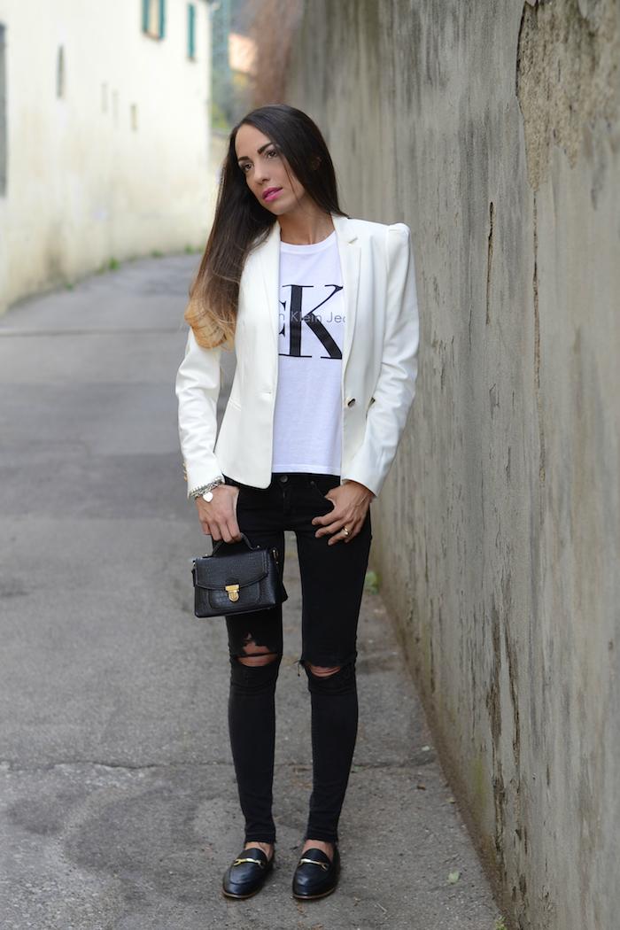 maglietta ck