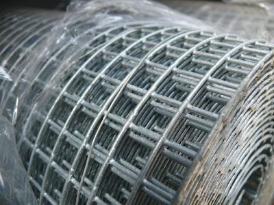 Produksi Besi Wiremesh