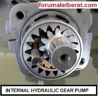 jenis pompa hidrolik