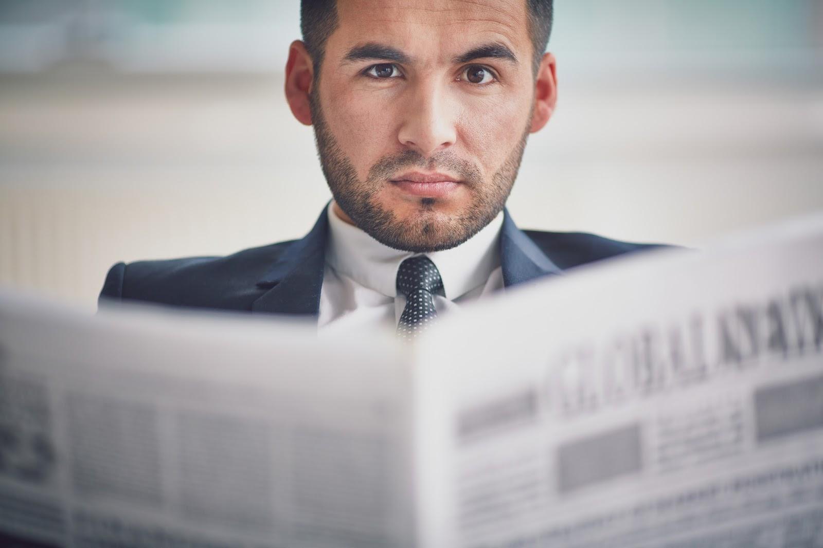 Szkolenie medialne dla szefa firmy