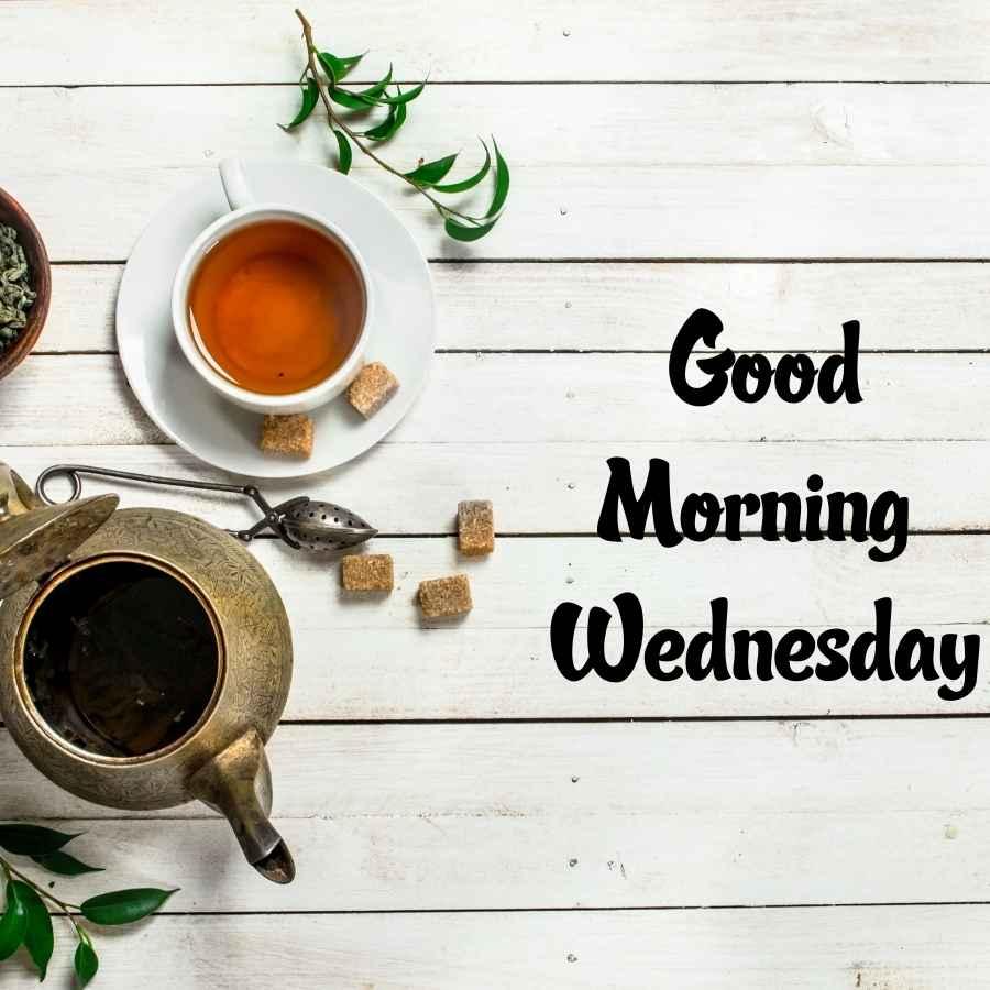 good morning wednesday photo