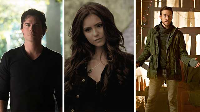 who would you play if you were cast in The Vampire Diaries