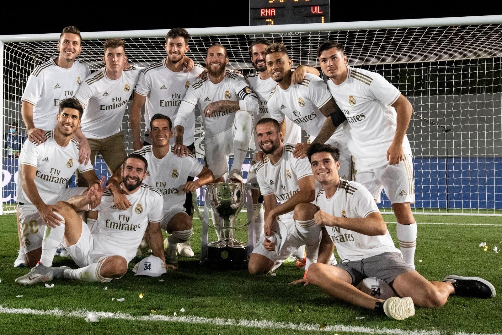 How Did Real Madrid Win st La Liga Crown In Post Cristiano Ronaldo Era Here Are Factors