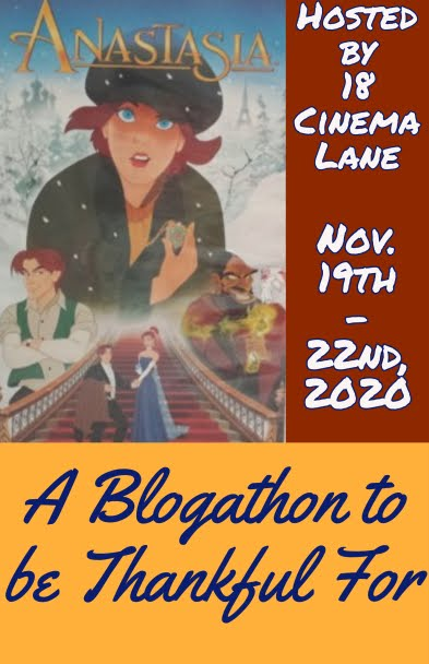 A Blogathon to be Thankful For!