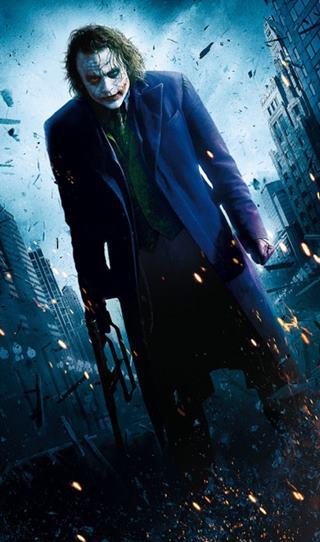 Joker Heath Ledger imagen