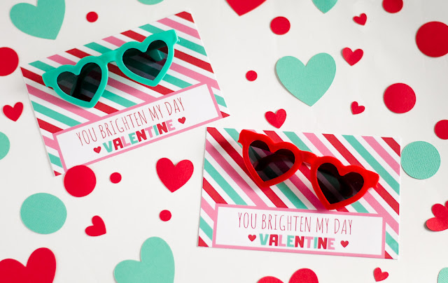 Valentine Handout Ideas For the Classroom