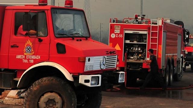 Νεκρός 58χρονος στην Πύλο μετά από φωτιά στο σπίτι του