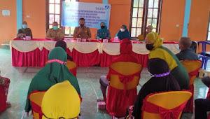 Pertemuan Ketahanan Keluarga Berbasis Kelompok Di Kampung Keluarga Berencana