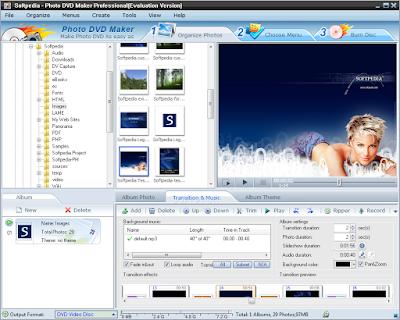 برنامج تصميم الفيديو و المونتاج