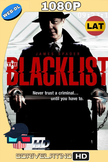 The Blacklist Temporada 01 NF WEB-DL Latino-Ingles MKV