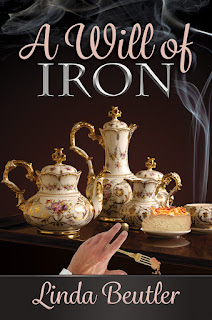 Book Cover: A Will of Iron by Linda Beutler