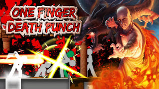 Tải Game Hành Động One Finger Death Punch Cho Android