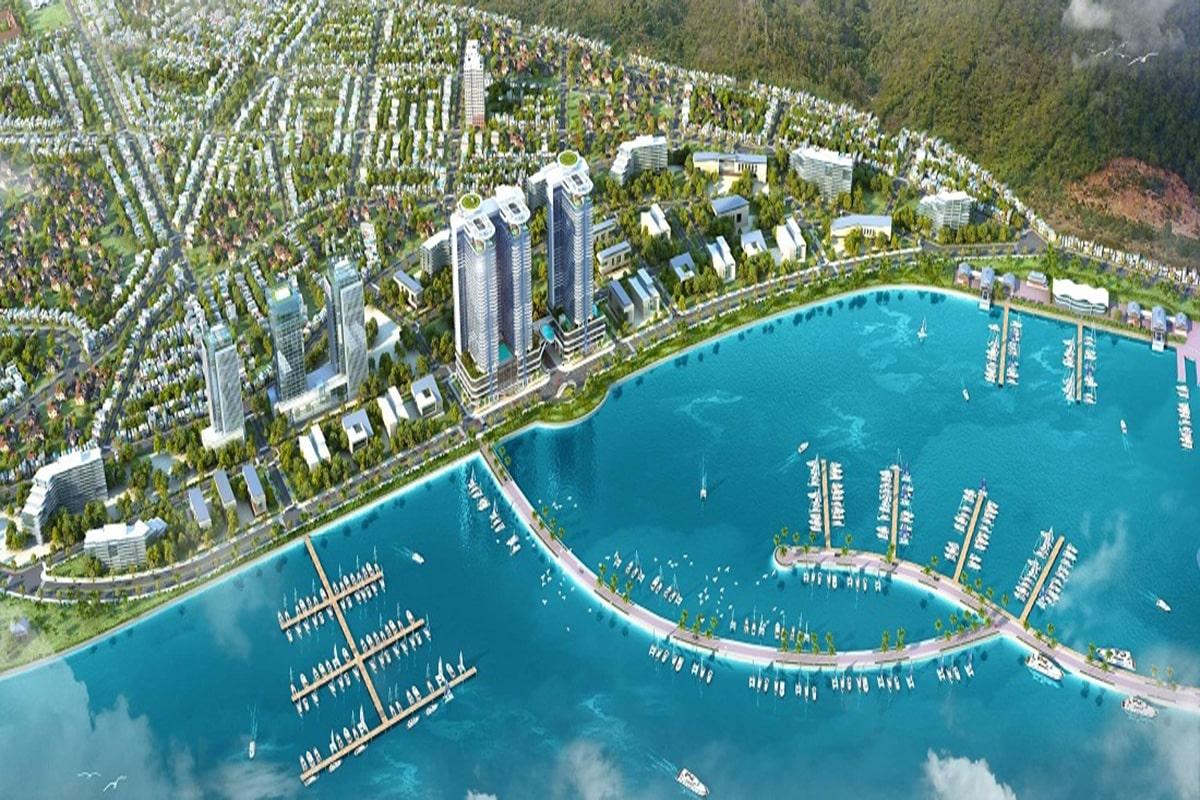 Dự Án Swisstouches La Luna Resort Nha Trang