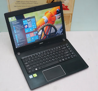 Laptop Gaming Acer E5-475G Core i5 7200U Nvidia 940MX