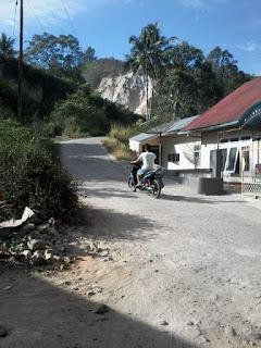 Suliki, Payakumbuh, bukit kapur, lebaran