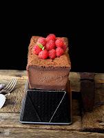 Tarta mágica de chocolate con baileys