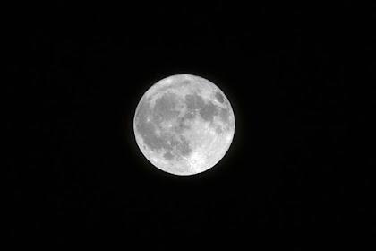 Kapan Gerhana Bulan Total 2021 Terjadi? ini Penjelasan Lengkapnya