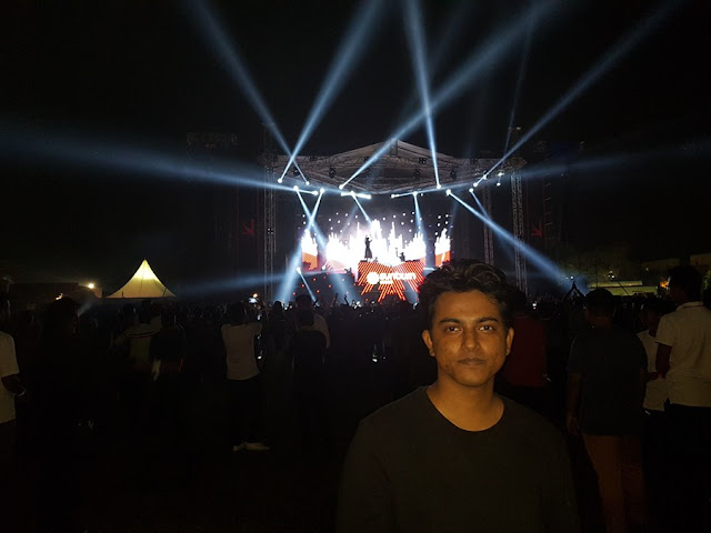 Sunburn Kolkata 2017 With Jai Wolf & DJ KSHMR 7