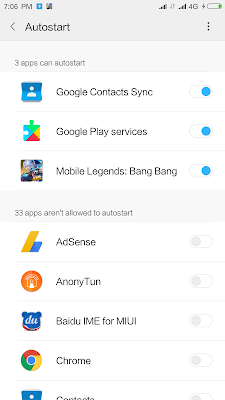 Cara Mengatasi Aplikasi Sering Tertutup sendiri di Hp Xiaomi