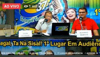 Em Picuí, candidata a prefeita da oposição não comparece ao debate realizado pela Sisal FM nesta quinta (12)