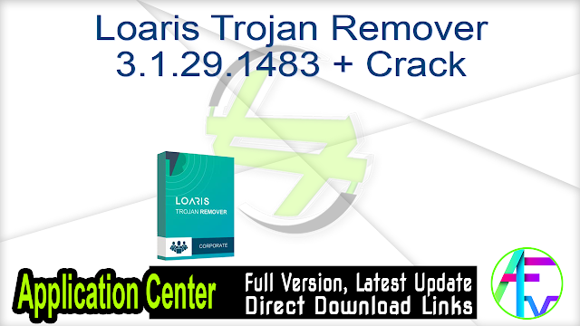 Loaris Trojan Remover 3.1.29.1483 + Crack
