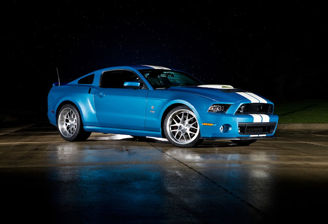 Ford Shelby GT500 Cobra 850-Horsepower 2013 front