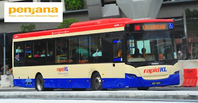Permohonan Program MY30 Rapid KL Tanpa Had Sebulan