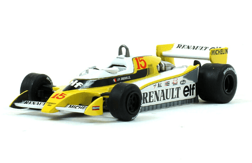 Renault RS10 1979 Jean-Pierre Jabouille f1 the car collection