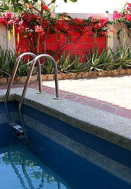 Hoteles en General Villamil Playas Hotel Ana  Ecuador