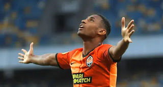 Shakhtar Donetsk midfielder Tete reveals his dream of playing for Manchester United