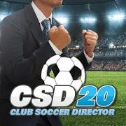 Club Soccer Director 2020 (Unlimited Money - All Unlocked) MOD APK