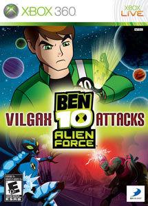 Ben 10 Alien Force Vilgax Attacks Xbox 360 Baixar