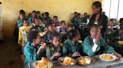 Buhari Planning To Steal N13.5bn Through School Feeding Programme — PDP