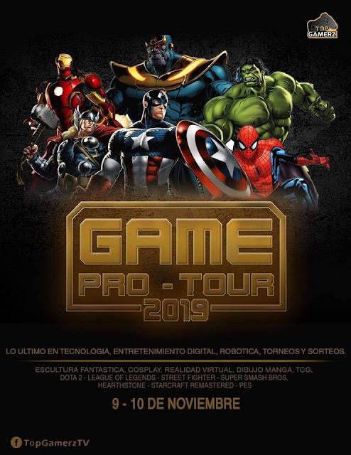 Game pro tour