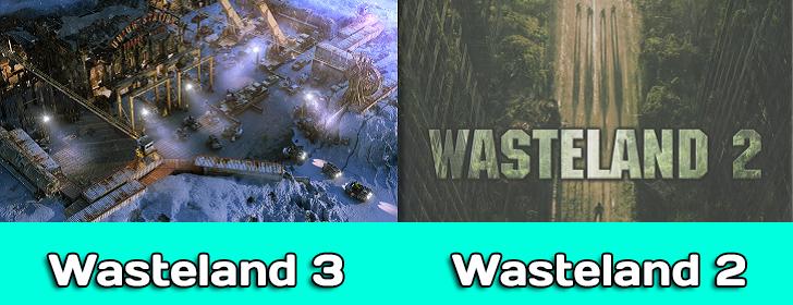 Wasteland 3 vs Wasteland 2 - Locations