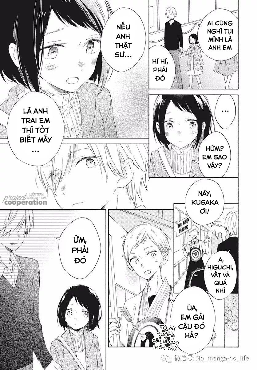 Kimi wa Haru ni Me wo Samasu chap 16 - Trang 18