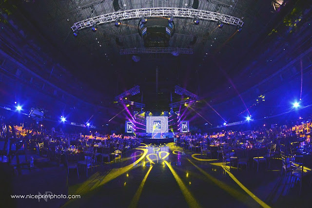 First Ever Filipina Celebrated Her Debut at MOA Arena But How Much Did it Really Cost?