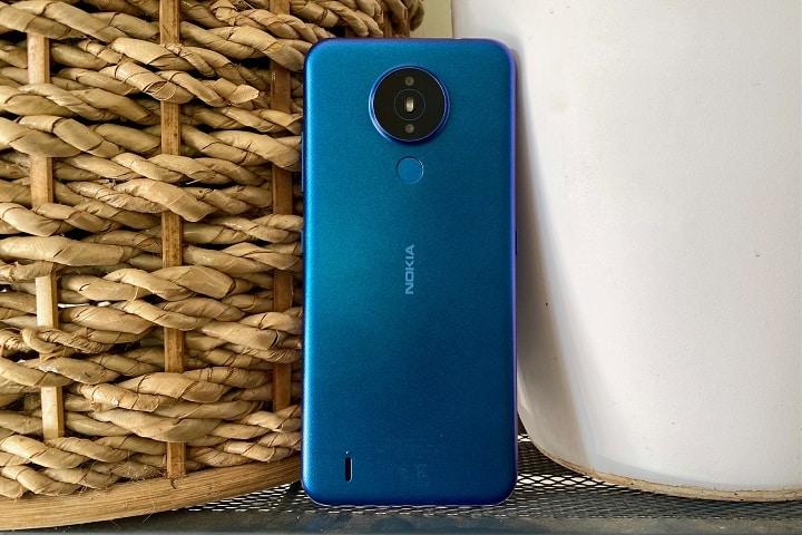 Nokia 1.4 Review: Design