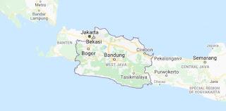 Selayang Pandang Provinsi Jawa Barat