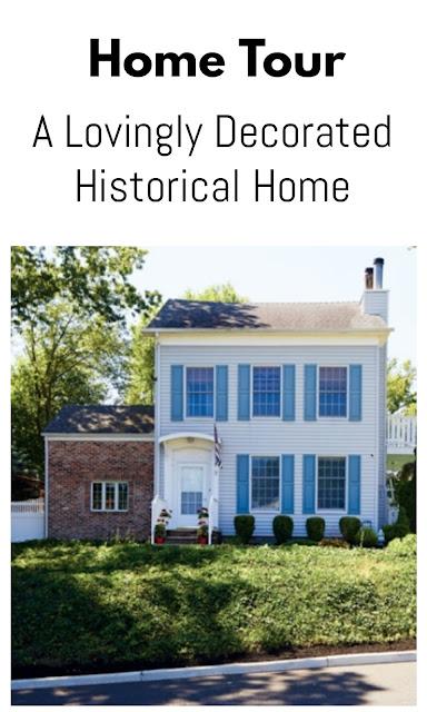HOME TOUR HISTORICAL HOME