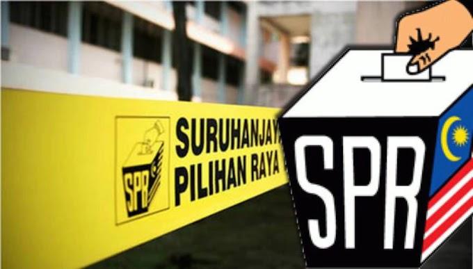 Semakan Daftar Pemilih Pilihan Raya Umum Ke-14 | PRU14